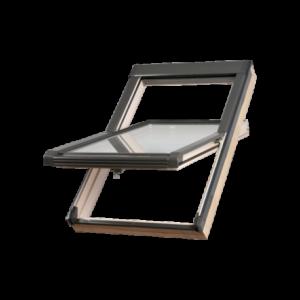 Kyvné dřevěné střešní okno OKPOL MNK S1